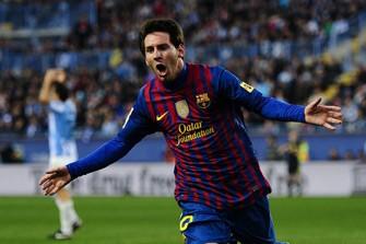 <b>Messi tarix yazdı</b>