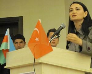 """Millət vəkili Qənirə Paşayeva """"Bir fikir hərəkatının 100 ili""""ndə çıxış edəcək"""