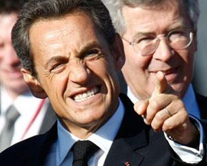 <b>Sarkozi prezident seçkilərini uduzdu</b>
