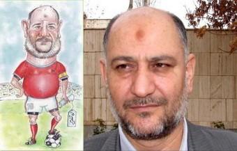 Deputatın karikaturasını çəkdi, 25 şallaq cəzası aldı