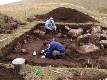 Arxeoloji qazıntılar naməlum dil tapıldı