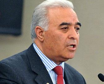 <b>Eldar İbrahimov gürcü nazirin cavabını verib</b>