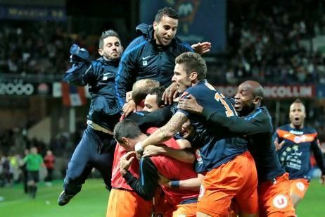 Onlar ilk dəfə Fransa çempionu oldu