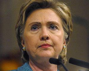 Klinton prezidentlə qapalı görüş keçirdi