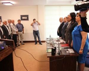 Gürcüstanda Azərbaycan toplantısı