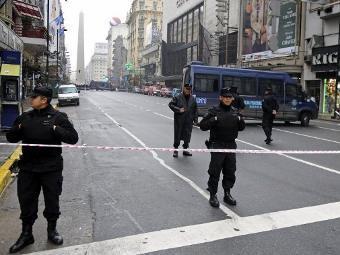 Sabiq prezidentin çıxış etdiyi salonda bomba quraşdırıldı