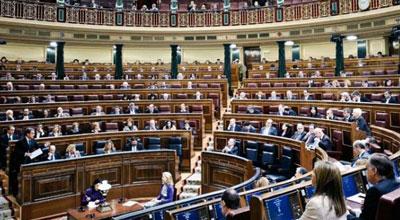 <b>İspaniya parlamenti ermənilərin təklifini rədd etdi</b>