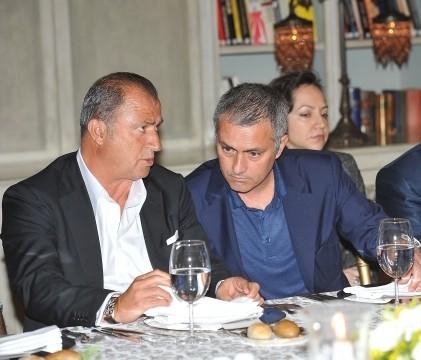 Mourinyo ilə Fatih Terimin görüşündə nə baş verib?