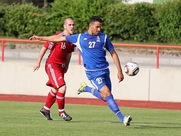 Andorra yığması antirekorda Azərbaycanla oyunda son qoydu