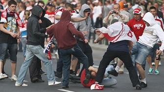 Futbolda baş verən davada 140 nəfər saxlanılıb