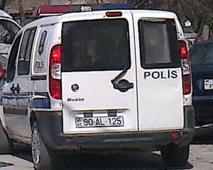 Polis bölməsində ölüm