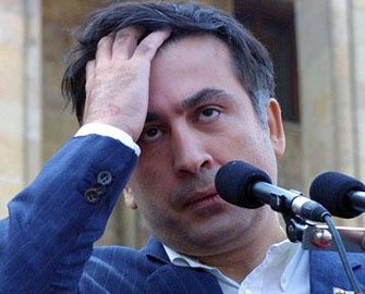 """<b>""""Saakaşvili ağır vəziyyətdə Litvaya aparılıb"""" – <font color=red>Gürcü mediası</b></font>"""