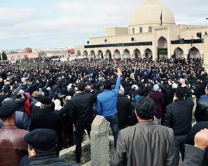 Nardaran Ağsaqqallar Şurası çağırış etdi