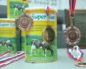 """""""Supersun"""" komandamıza qızıl medallar qazandırdı"""