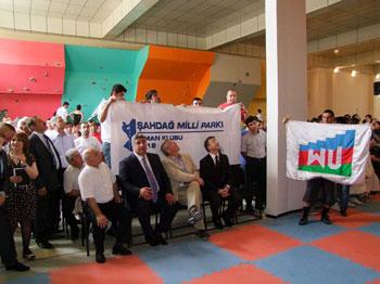 Azərbaycan idmançıları beynəlxalq festivalda