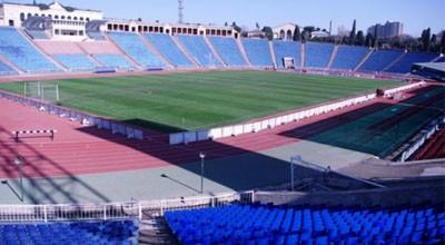 Tofiq Bəhramov stadionu açılışa hazırlanır