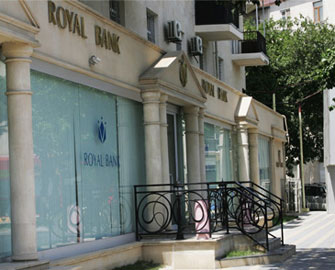 """Royal Bank""da batan pullar..."