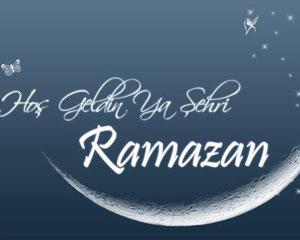<b>Peyğəmbərimiz Ramazanda nə edərdi?</b>