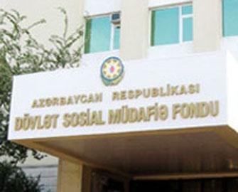 Dövlət Sosial Müdafiə Fondu  yanvar-iyul aylarına olan gəlirini açıqlayıb