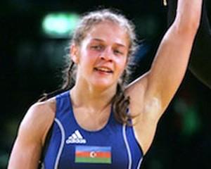 <b>Mariya Stadnik gümüş qazandı- <font color=red>Yenilənib</b></font>