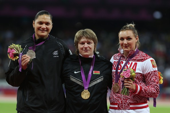 Olimpiya çempionunun qızıl medali əlindən alındı