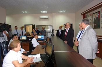 Nərimanov rayon ƏSMM yeni inzibati bina ilə təmin olunub