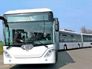 Dünyanın ən uzun avtobusu