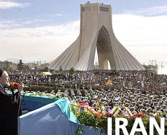 İran 110 min polis çıxarır
