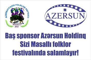 """""""Azərsun Holdinq""""in sponsorluğu ilə beynəlxalq festival keçirilir"""
