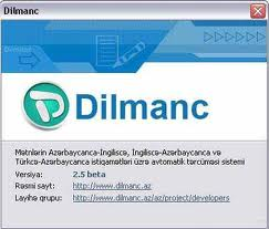 Dilmanc onlayn lüğətlər sistemində yenilik