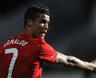 Millimizin ayağı Ronaldoya düşdü