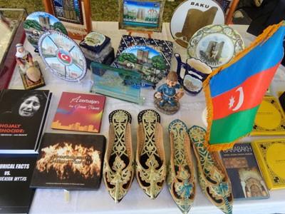 Azərbaycan Afrikada təbliğ olundu - <font color=red>Fotosessiya</font>