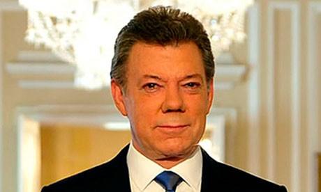Xuan Manuel Santos xərçəngə tutuldu