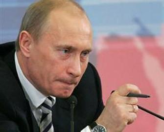 """<b>Putin yenə də Saakaşvilini """"vurdu""""</b>"""