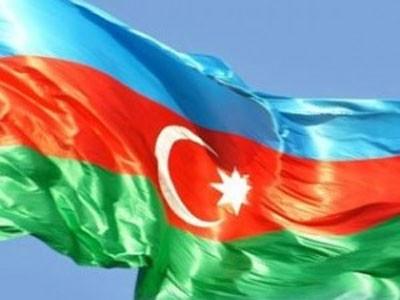 <b>Ermənilər Azərbaycan bayrağını yandırdı</b>