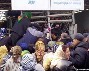 <b>Azərbaycanlıları İrana niyə buraxmadılar?</b>