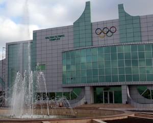 Olimpiya Komleksində oğurluq