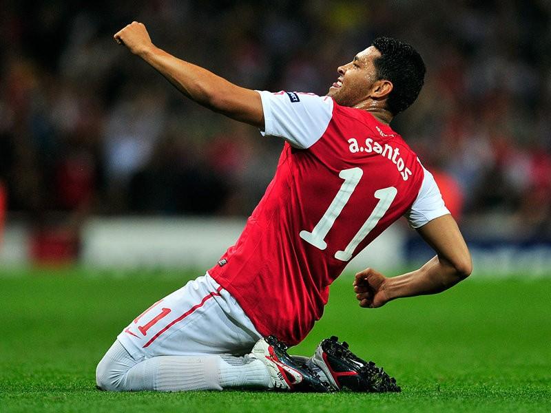 Arsenaldan qol şousu