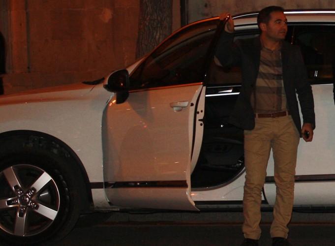 Məşhur aparıcının 75 min dollarlıq avtomobili - <font color=red>Fotolar</font>