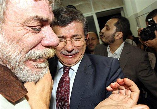 Nazir Qəzzada ağladı - <font color=red>Fotolar</font>