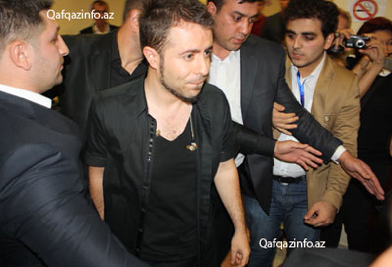Emre Aydının Bakı konserti ilə bağlı kriminal məqamlar