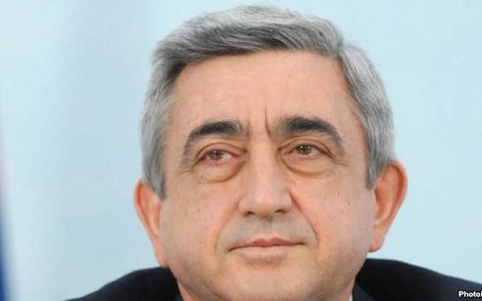 Sarkisyanı əsəbləşdirən sual
