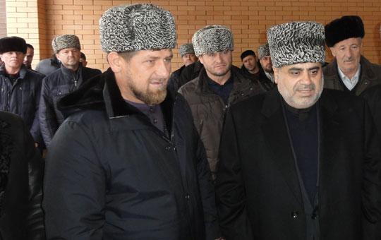 Şeyxülislam Çeçenistana yasa getdi