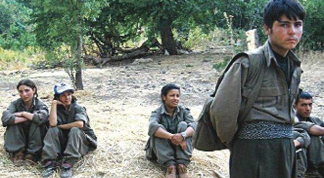 PKK-da 2 mindən çox uşaq var