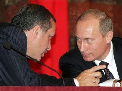 Putin bu gün Türkiyəyə gedir