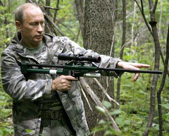 Putin imicini dəyişir
