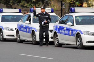 6 polis əməkdaşı yol qəzasında yaralandı