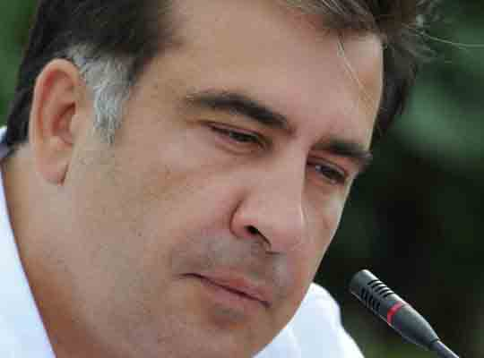 Saakaşvilinin daha bir səlahiyyəti alınır