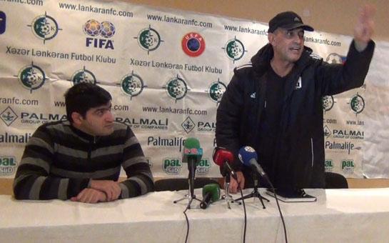 Azərbaycan futbolunda biabırçı hadisə - <font color=red>Video</font>