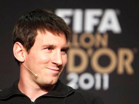 Messi- <font color=red>90</font>
